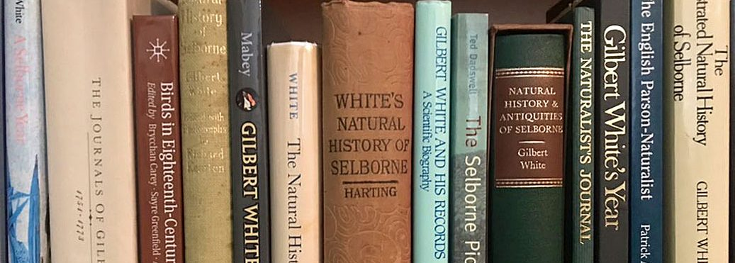 Books about Gilbert White
